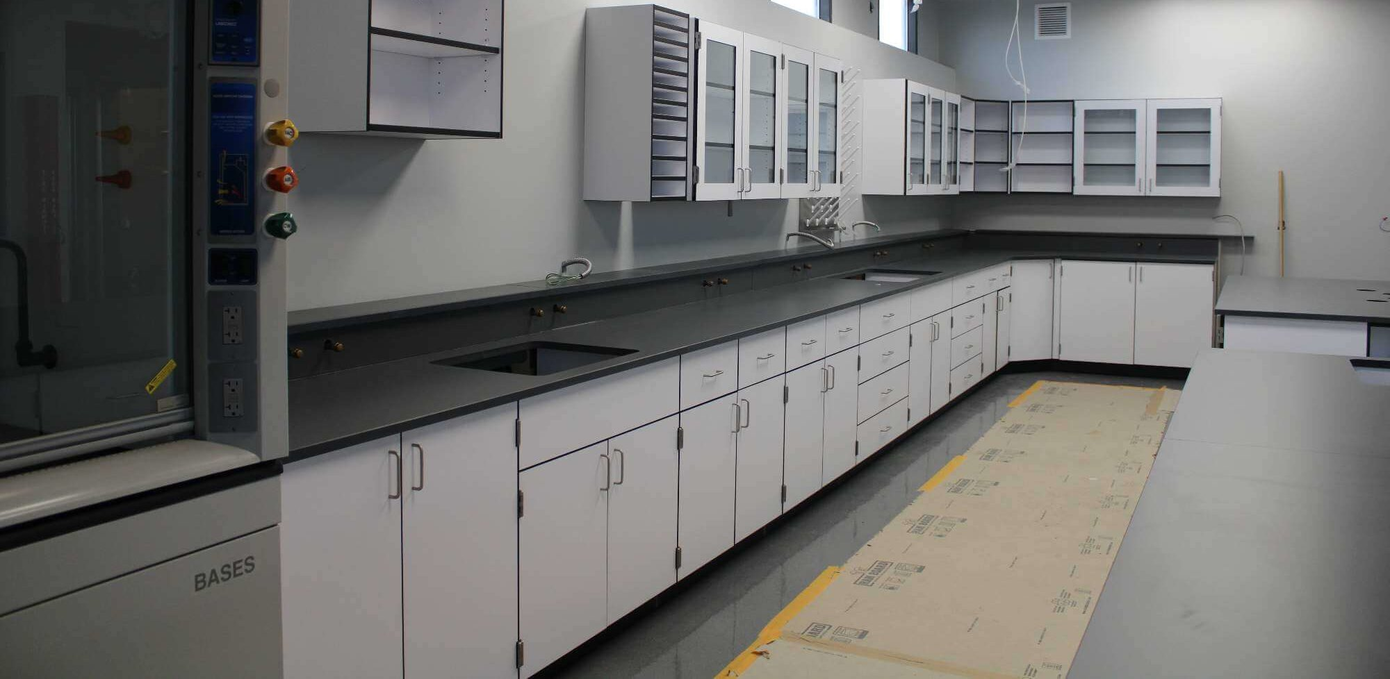 phenolic resin casework