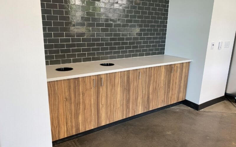 food service cabinets