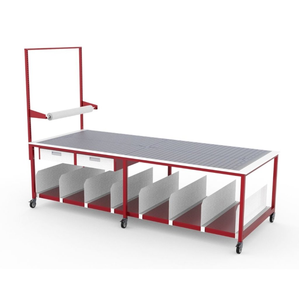 print shop table