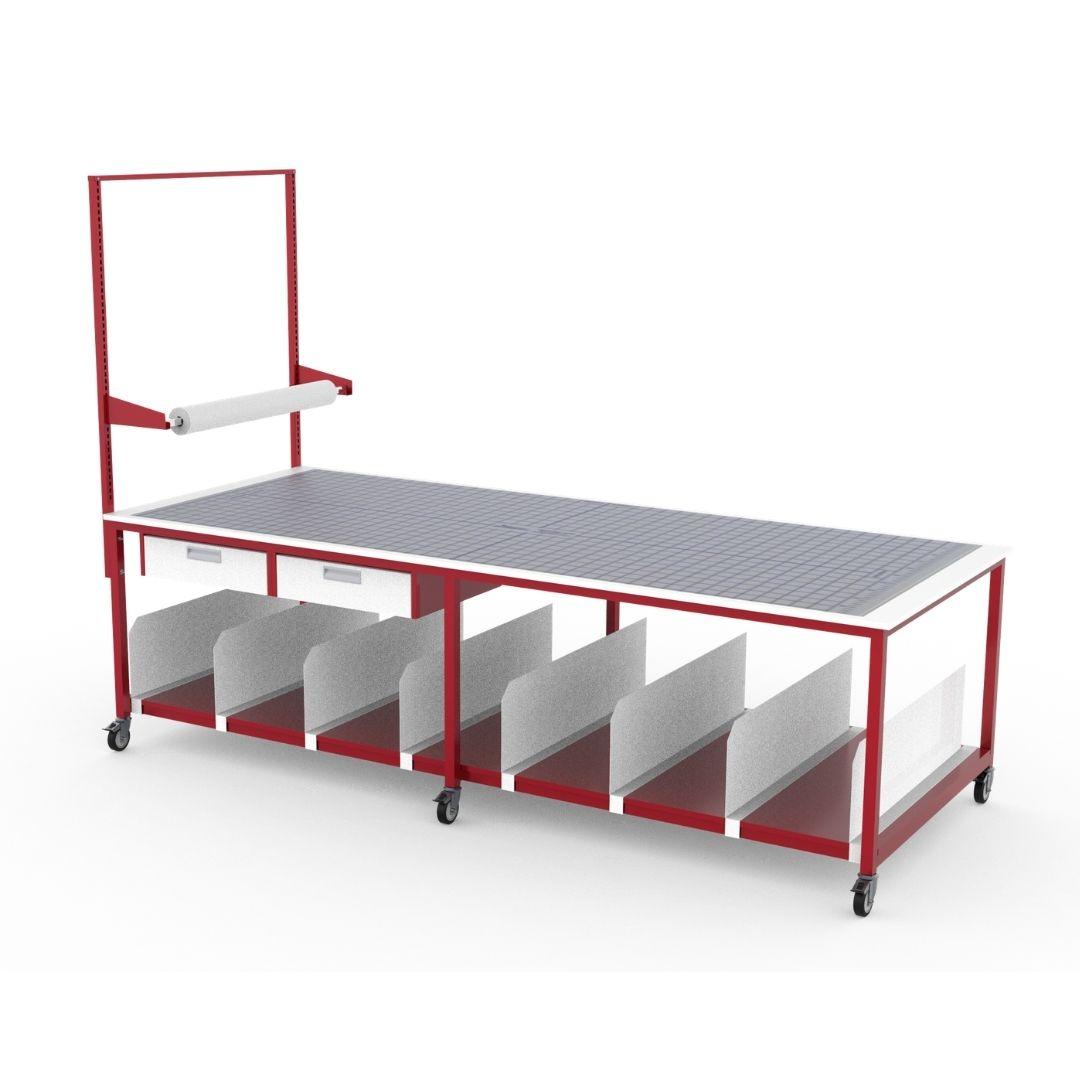 Print Shop Table 12