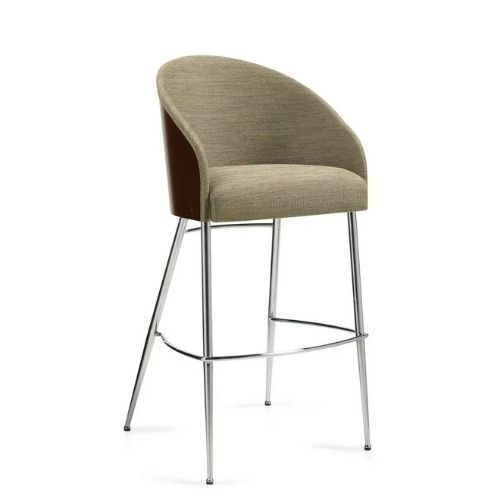 Marche Contemporary Wood Guest Chair