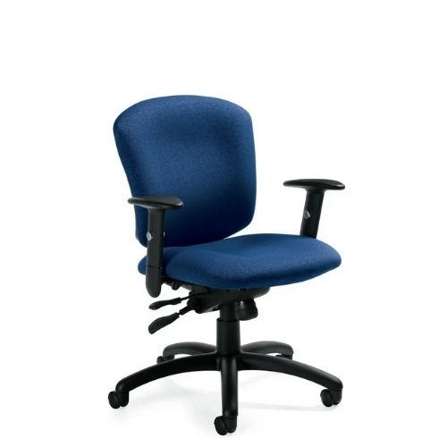 Supra X Rolling and Adjustable Office Chair