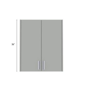 36 in wall cabinet