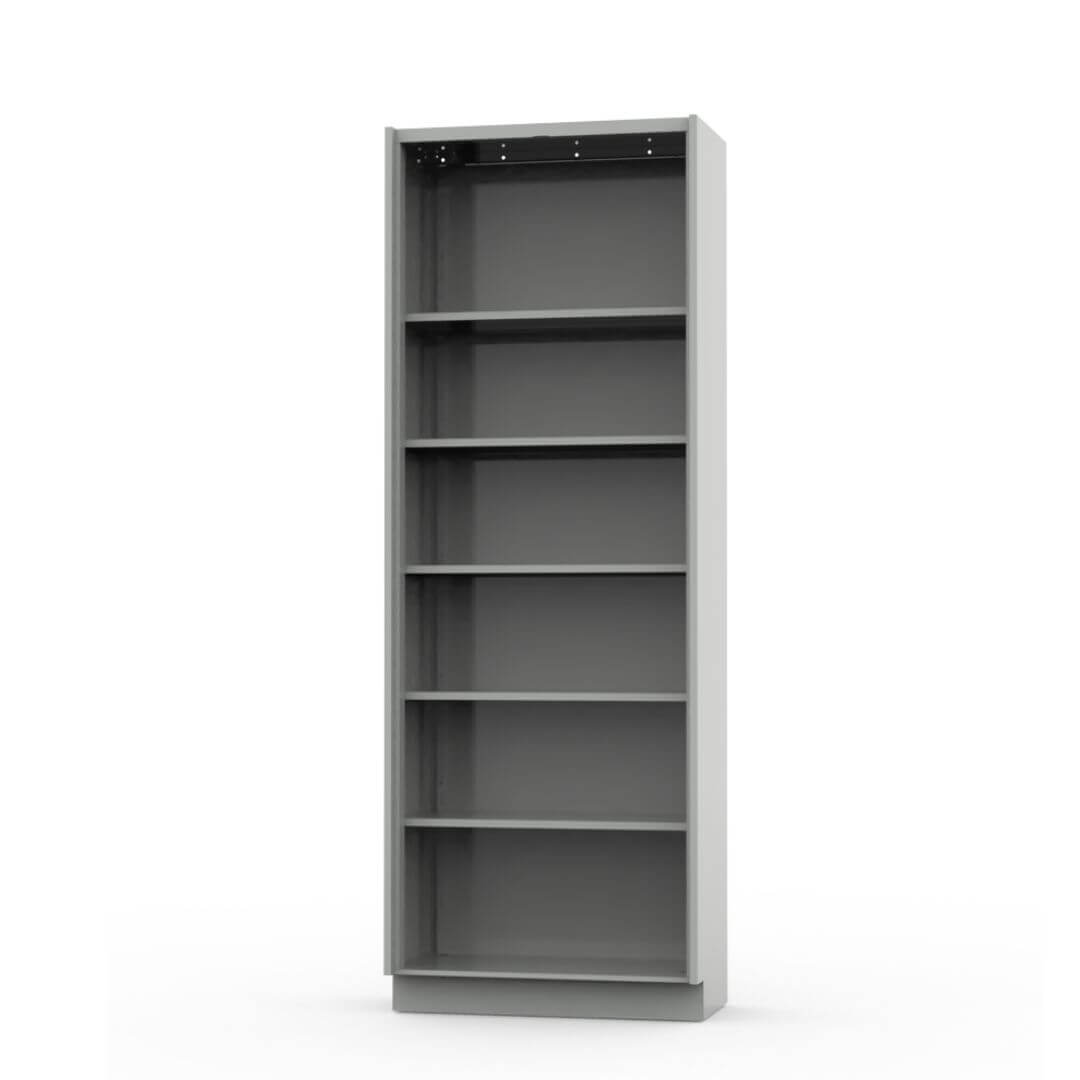 Tall Double Open Cabinet
